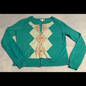 New York & Company Cardigan Sweater - L